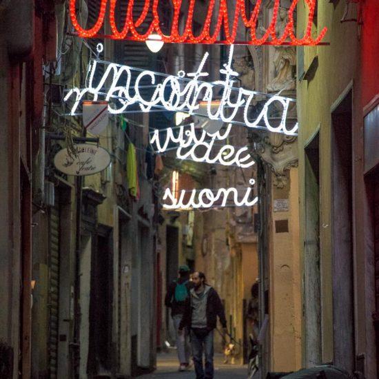 Creativity - Genova, April 2017